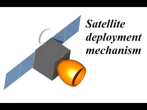 Satellite Full Deployment
