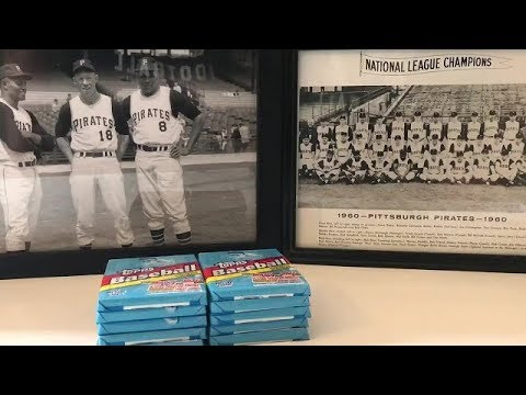 1980 Kelloggs 3d Baseball Card Set Tbt Youtube