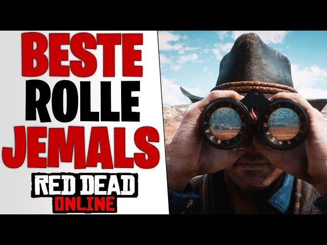 BESTE ROLLE JEMALS - XP, GOLD UND GELD im Überfluss | Red Dead Redemption 2 Online