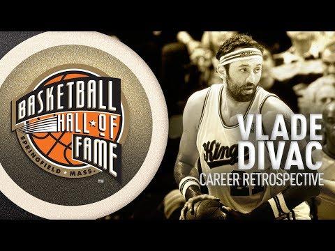 Vlade Divac   Hall of Fame Career Retrospective