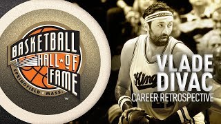 Vlade Divac | Hall of Fame Career Retrospective