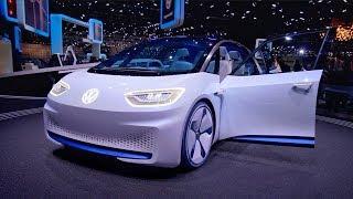 Wie realistisch sind Concept Cars? - Die KREW