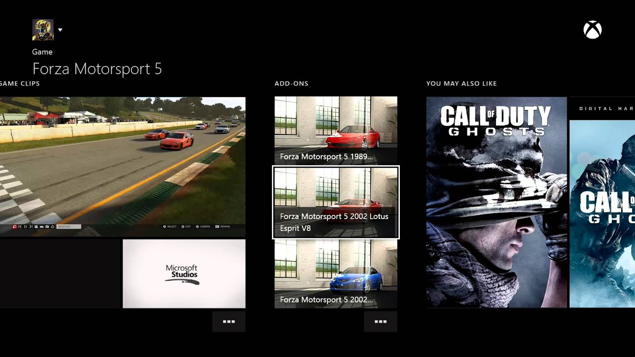 how to get to xbox one marketplace