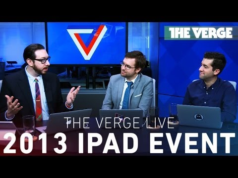 The Verge Live: Apple