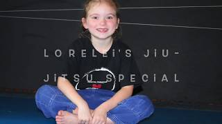 "Jiu-Jitsu workouts with Resistance Bands - ""Improving the Butterfly Guard""-by World Champion Lorelei"