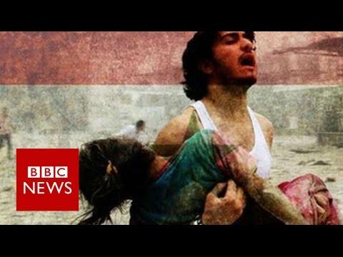 Syria's horrifying statistics - BBC News