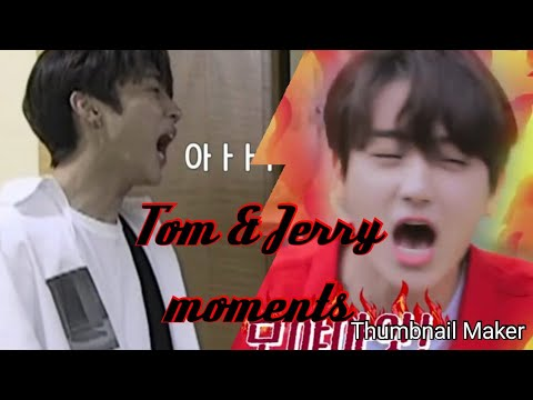 The Boyz - Tom and Jerry (Hyunjae + Sunwoo) Moments