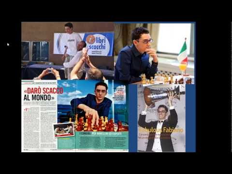 Meet the Candidate:  Fabiano Caruana