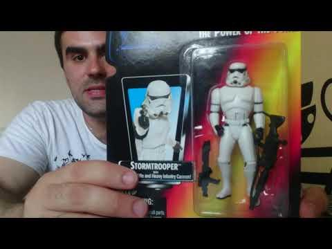 Heti Videó: 20# POTF2 Star Wars figurák részletesen 5. rész