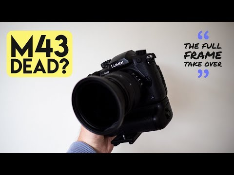 Should M43 users be scared now that Canon Nikon & Panasonic go all in on  Frame Mirrorless?