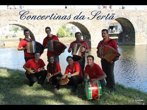 Concertinas da Sertã no 13º aniversário da  Acrs Cunha Alta Mangualde.