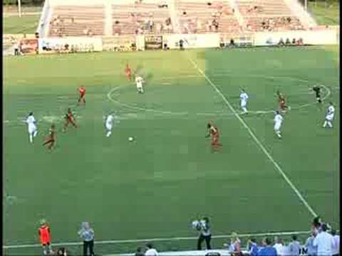Wilmington Hammerheards vs. Bermuda (07/03) - Part 1