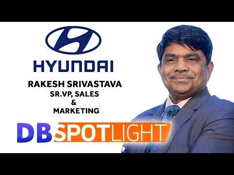 Rakesh Srivastava - Sr.VP, Sales & Marketing - Hyundai India | Exclusive Interview