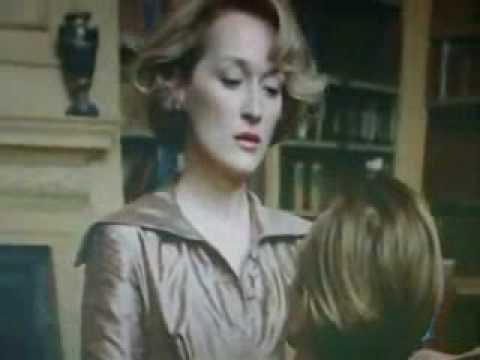 Meryl Streep - Plenty Love scene - Touch me