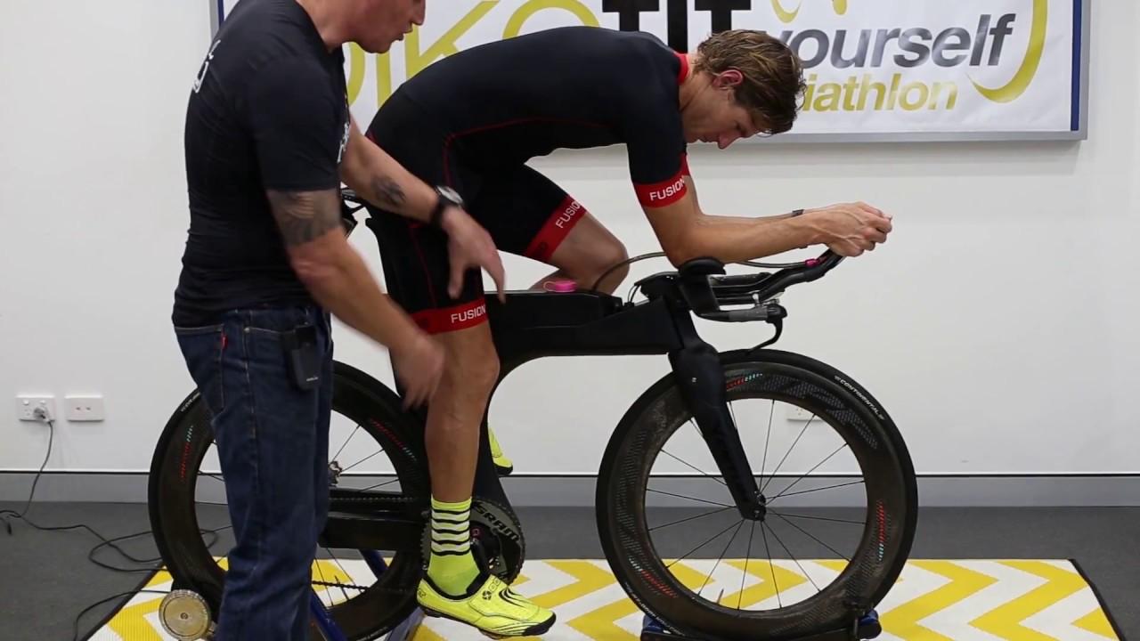Triathlon Bike Fit Principles Youtube