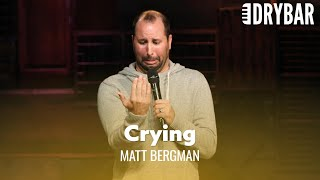 Never Let Your Wife See You Cry. Matt Bergman