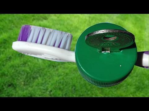 6 Simple ideas for Plastic bottle Cap