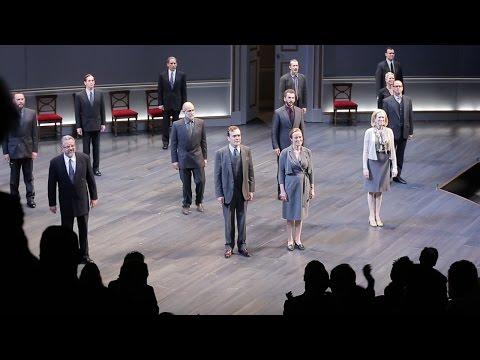 Opening Night of OSLO on Broadway