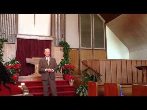 03/09/14 Pastor Rich Sermon