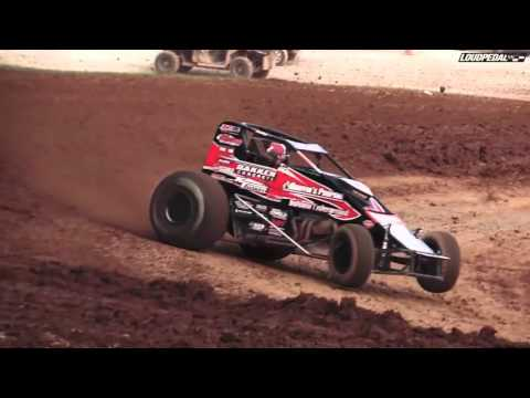 Speedway Star 2016 USA Speedway Tour - dirt track racing video image