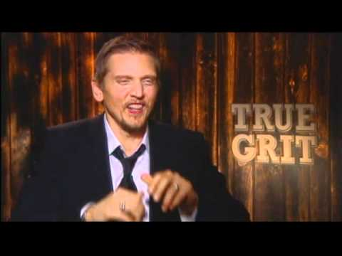 Interview with Barry Pepper for True Grit