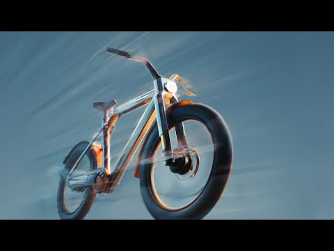 The VanMoof V | Reveal event, October 12