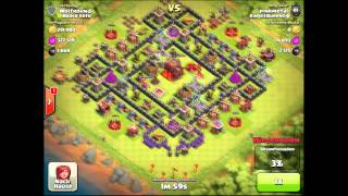 Gold/Cristal/Meister Gameplay - Clash of Clans