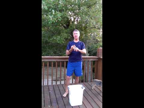 Peter Hobler ALS Ice Bucket Challenge