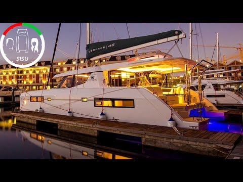 #18 Do we need SSB on our Leopard 45 Catamaran | Sailing Sisu in Cape Town South Africa