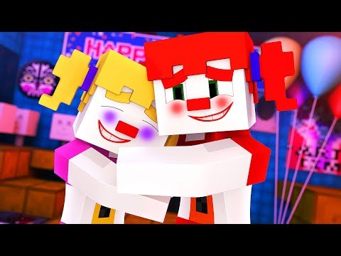 CIRCUS BABY TWIN SISTER?! Minecraft FNAF Sister Location Hide N Seek