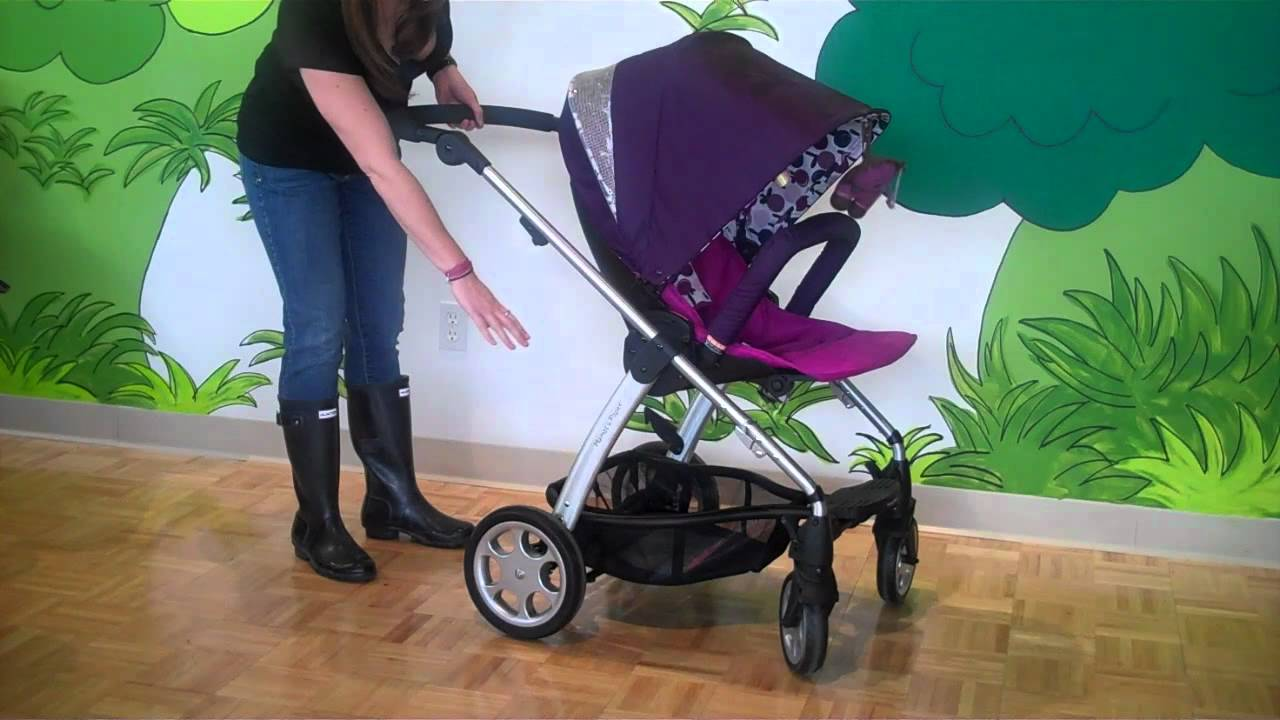 mamas and papas sola stroller youtube