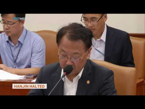 Money Talks: Hanjin Shipping disaster