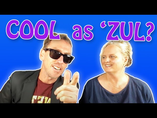 Let's Talk About Cool Azul