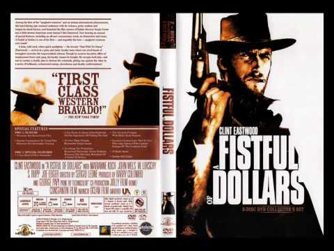 08 - A Fistful Of Dollars Suite - A Fistful of Dollars (Original Soundtrack)