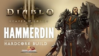 Hammerdin Best Crusader Build Guide Holy Torment 10 Hardcore Diablo 3