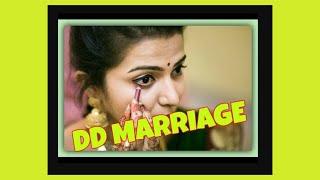 dd marriage vijay tv anchor divya dharshini wedding video