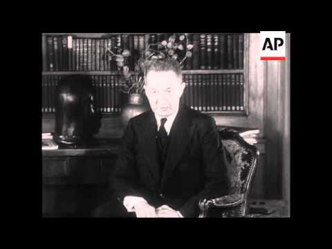 Kerensky Interview - 1938