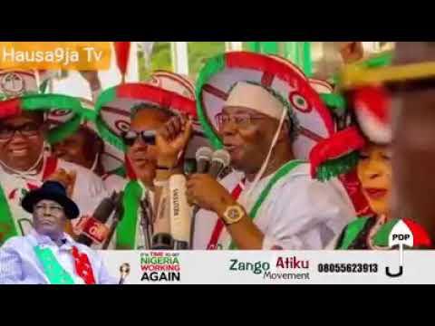 Wakar Baba Atiku PDP by adam a zango
