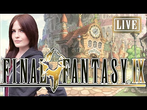 Final Fantasy IX (Part 1) My first time ever playing FF!