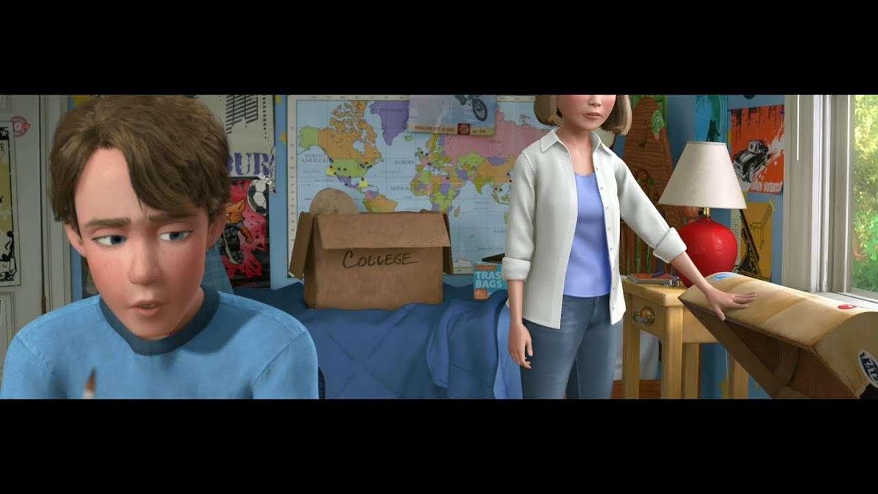 The Toy Story Theory Who Is Andy S Mom Youtube
