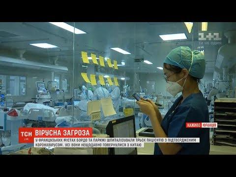 ТСН: Масової паніки немає: французи тримають ситуацію зі поширенням коронавірусу під контролем