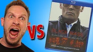 Black Mass Blu-ray Unboxing
