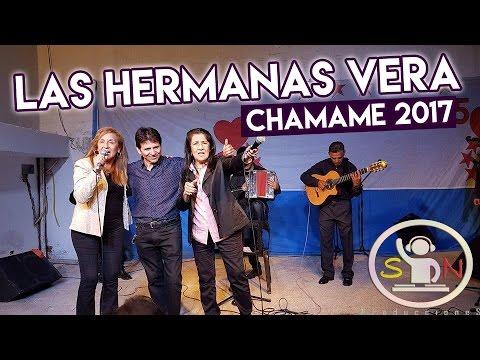LAS HERMANAS VERA - CHAMAME EN VIVO