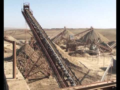 Дробильно-сортировочный завод ОлТрейд