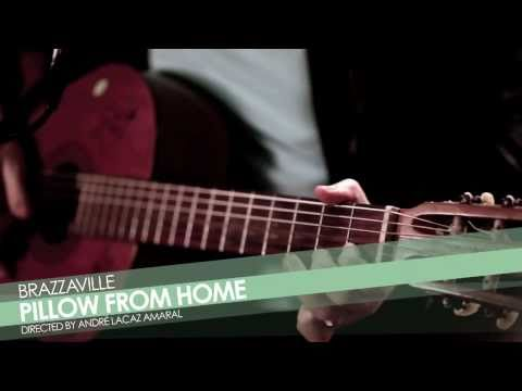 Brazzaville - Pillow From Home