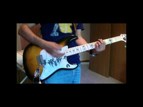 Don't you wanna stay guitar cover