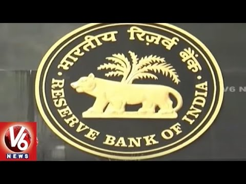 RBI Approves Central Govt's Request To Provide Free SMS Service For Bank Transactions | V6 News