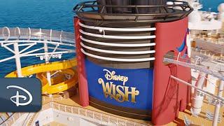 Designing The Disney Wish: Grand Reveal Of Disney'...