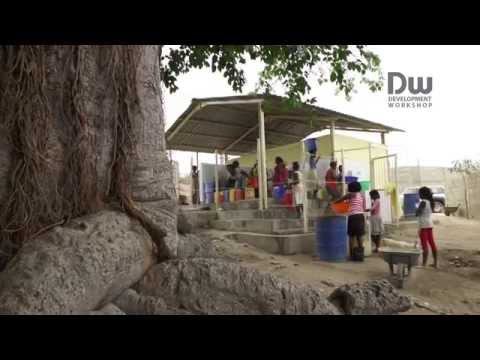 Bom Jesus, Angola: Improvement of Potable Water and Sanitation Services