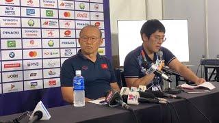 HLv Park Hang Seo nhận định về Campuchia